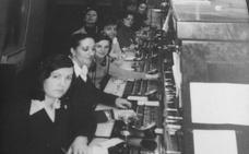 Las telefonistas de Astillero