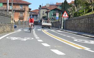 Ampuero y Limpias podrían tener su carril bici antes del verano