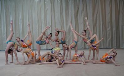 Dos décadas de gimnasia rítmica