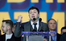 Rusia ve en el triunfo de Zelenski una oportunidad para mejorar las relaciones