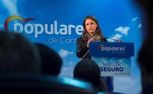 «La alternativa a Pedro Sánchez sólo puede ser Pablo Casado», asegura Levy en su visita a Cantabria