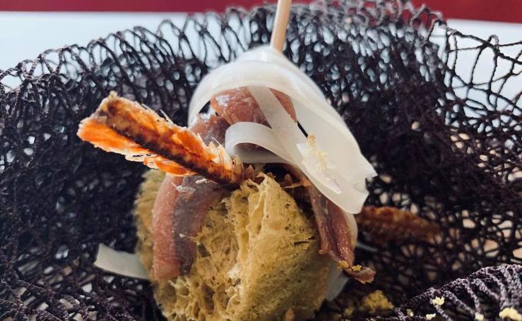 Siete clasificados para la final del I Concurso de Pinchos con anchoa