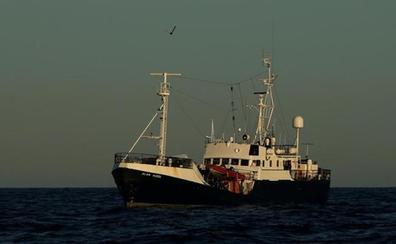 El joven cántabro que salva vidas en el Mediterráneo a bordo del 'Alan Kurdi'
