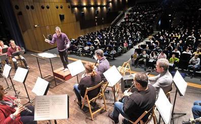 Más de dos mil escolares han disfrutado del ciclo de conciertos pedagógicos de la Banda Municipal