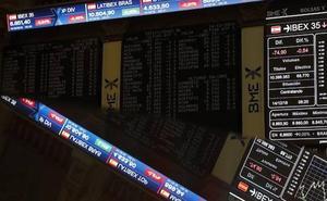 Al Ibex-35 le pesan los bancos y cierra a la baja