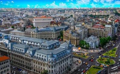 Wizz Air conecta ya conecta Santander con Bucarest