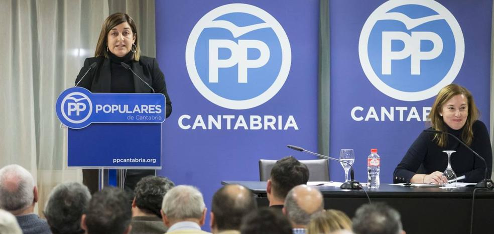 Buruaga se rodea de su núcleo duro para las elecciones autonómicas del 26-M
