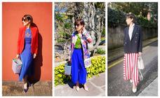 Una primavera vestida de moda en Cantabria