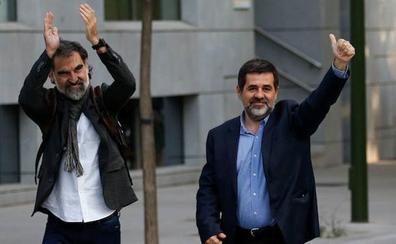 Jordi Cuixart anuncia que tendrá un segundo hijo