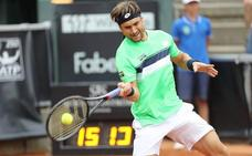 David Ferrer debuta con victoria en el Godó