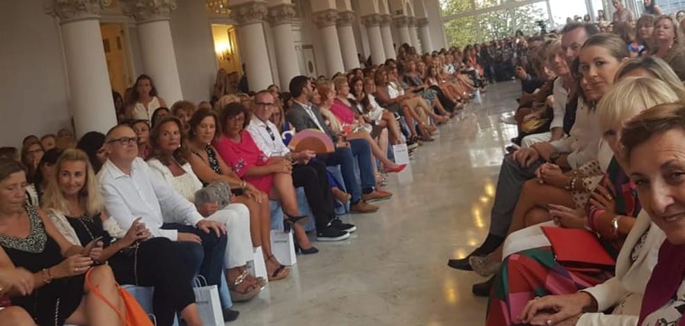Así se vive la cuenta atrás de un evento de moda en Cantabria