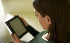 La lectura, cada vez más digital