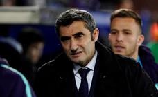 Valverde: «No son tres puntos definitivos pero son importantísimos»
