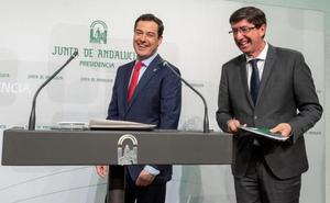 PP y Cs presumen de estabilidad en Andalucía en la recta final de campaña