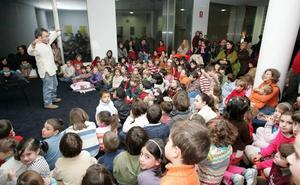 Torrelavega celebra las Jornadas del Libro hasta el 26 de abril