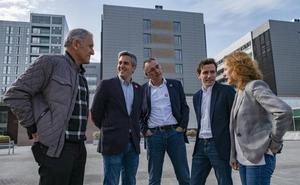 PRC y PSOE se enzarzan por la financiación del hospital Valdecilla