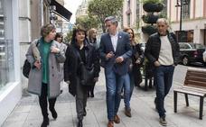 Murillo dice en Santander que es «indecente» banalizar sobre violencia de género