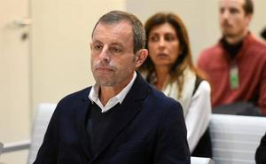 Sandro Rosell, absuelto tras pasar 22 meses en la cárcel