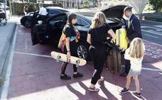 Cabify empieza a operar hoy en Santander solo con taxis