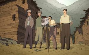 'Buñuel en el laberinto de las tortugas' y otros estrenos