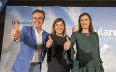 Buruaga apela al voto útil como dique contra «el matrimonio» PRC-PSOE