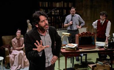 Eduardo Noriega debuta en el teatro