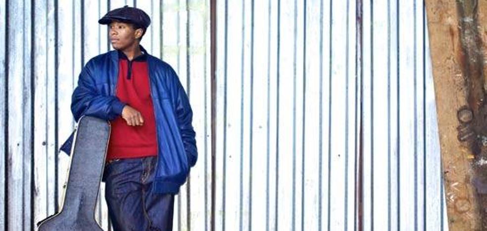 King Solomon Hicks presenta disco en Santander