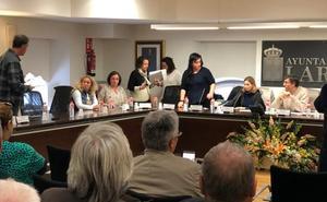 La oposición de Laredo tacha a López Visitación de «tránsfuga» al dejar el PSOE