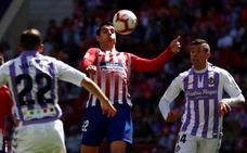 El Valladolid y Oblak regalan el triunfo al Atlético