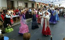 Feria de Abril en la Plaza de Pombo