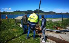 El Gobierno amplía la depuradora de aguas residuales industriales de Santoña