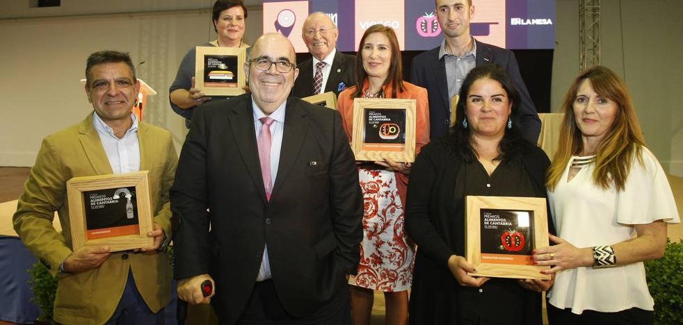 Este domingo concluye el plazo para presentar cancidaturas a los premios Alimentos de Cantabria