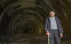 «En el túnel la seguridad la ponías tú, y si buscabas la muerte, la encontrabas»