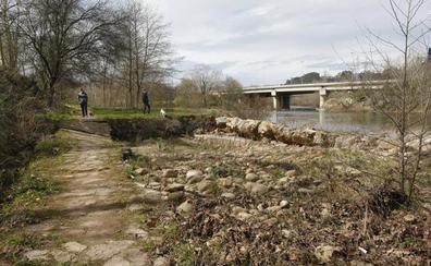 El acondicionamiento del paseo y de las riberas del río costará 600.000 euros