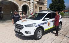 La Policía plantea facilitar el día a día del tráfico en Los Corrales