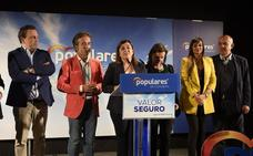 Buruaga responsabiliza a Vox de la debacle del PP en Cantabria