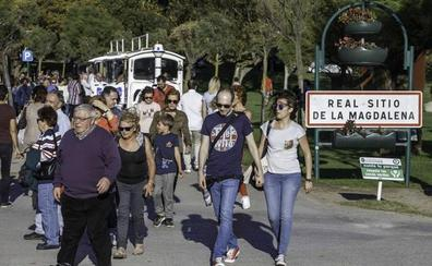 Santander refuerza los servicios turísticos para el puente de Primero de Mayo