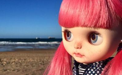 La mirada cambiante de las muñecas Blythe conquista Santander
