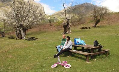 Cillorigo promociona El Habario de Pendes como reclamo turístico