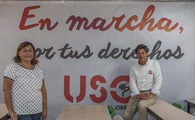USO advierte de que Cantabria todavía no se ha recuperado de la crisis de 2008