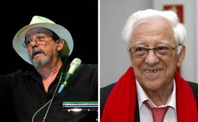 Silvio Rodríguez y el padre Ángel estarán este sábado en Potes para recibir los premios Beato de Liébana