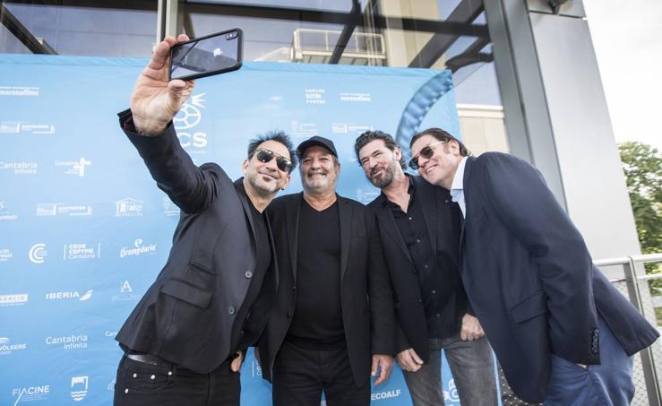 Padura y Perugorría premiados en Semana Internacional de Cine de Santander