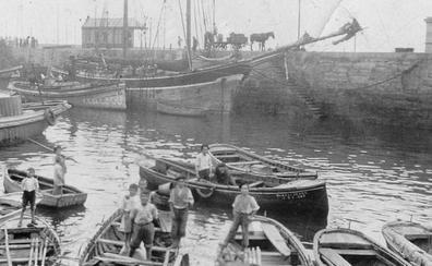 La historia del naufragio del Espiga