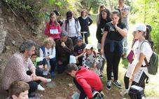 Huella Cantabria quiere convertir al oso en un dinamizador de la educación ambiental