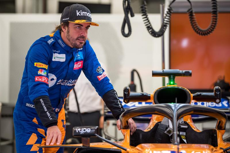 Alonso se baja del Mundial de Resistencia y apunta al Dakar
