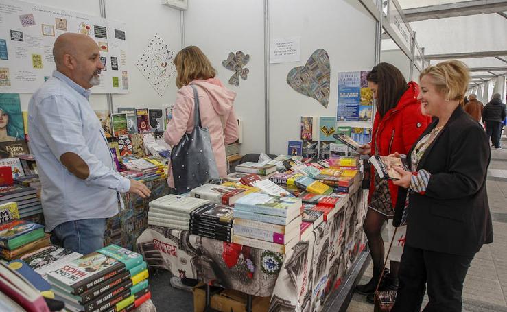 La Feria del Libro de Torrelavega