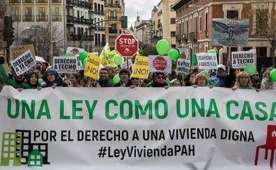 La PAH hace un llamamiento para evitar un desahucio en Boo de Guarnizo el día 8 de mayo