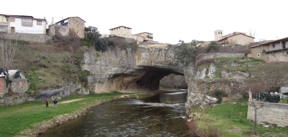 Una ruta por la sierra del Dulla con salida y meta en Puentedey
