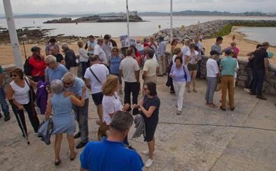 La plataforma Salvar La Magdalena convoca un festival cultural contra las escolleras
