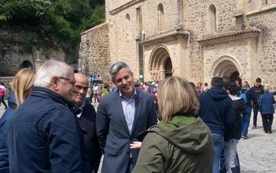 «El PSOE de Pedro Sánchez es el único que asegura la mejora de infraestructuras en Cantabria y en España»